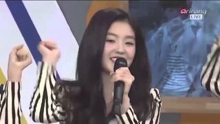 Red Velvet Funny Clip #2 - Irene Forgetting The Lyrics