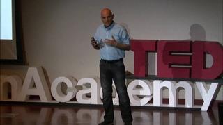 Mental Brakes to Avoid Mental Breaks | Steven Hayes | TEDxDavidsonAcademy