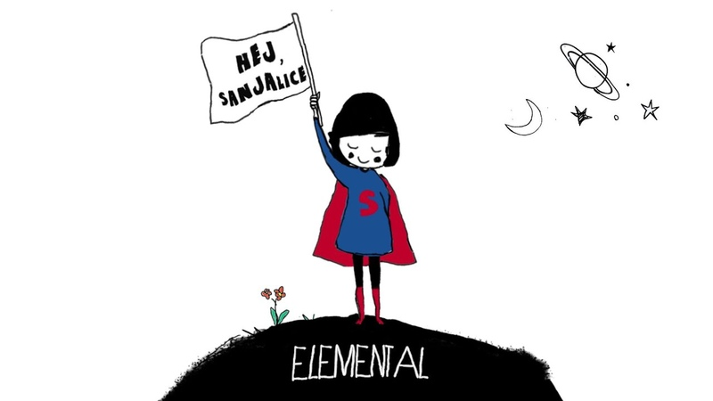 Elemental Hej sanjalice Official video
