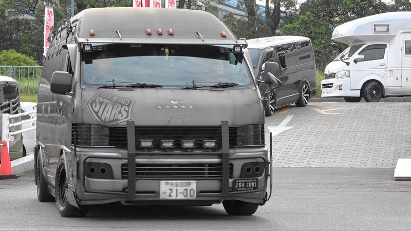 STYLE BOX MEETING2019関東千葉 搬入 場内③ スタイルボックスミーティング