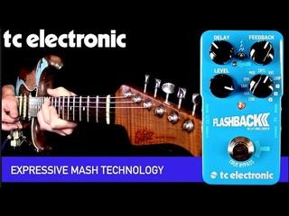 TC Electronic Flashback 2 with MASH