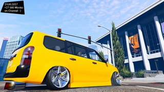 Toyota Probox Succeed Camber New ENB Top Speed Test GTA Mod Future _REVIEW