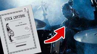 Stick control for the METAL drummer - how to create your own metal fills