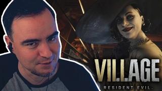 Я слишком перевозбуждён... ● Resident Evil: Village - Gameplay Demo «Maiden» & «Castle»
