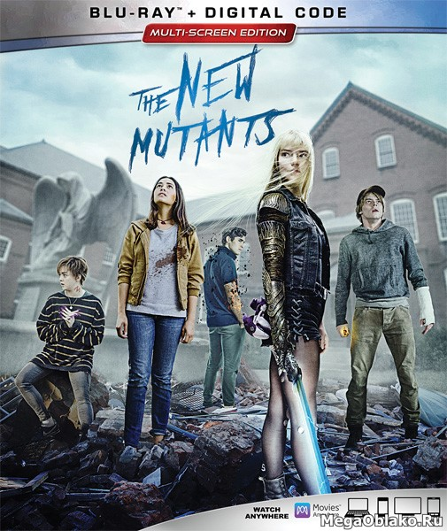 Новые мутанты / The New Mutants (2020/BDRip/HDRip)
