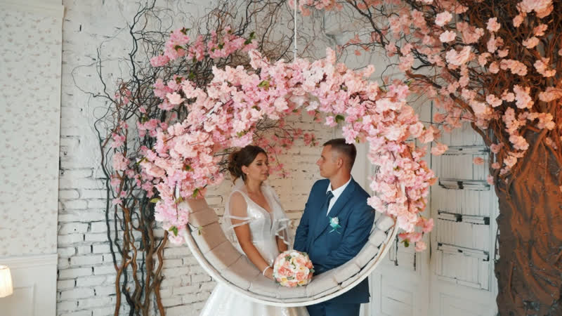 Наша свадьба 22 08 2020 Прогулка🌿🌸