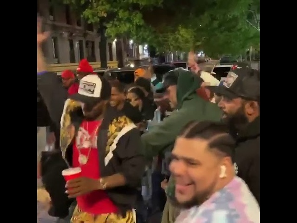 Watch Nas ASAP Ferg and Fivio Foreign Film Spicy in Harlem