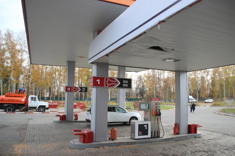 Топливо во Владимире – рейдовый эксклюзив, изображение №5