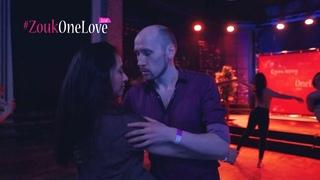 #ZoukOneLove Vitaly Olshanov & Emilia #Zouk improvisation
