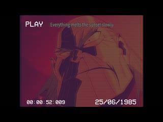 Ninja Slayer opening (VHS Edition)