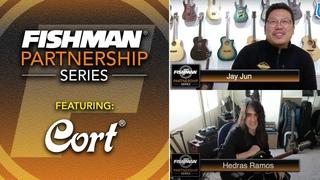 Прямой Эфир: Fishman & Cort w/Hedras Ramos & Jay Jun