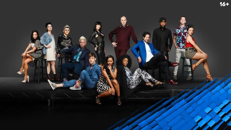 Проект Подиум Все звезды с 15 сентября на Sony Channel