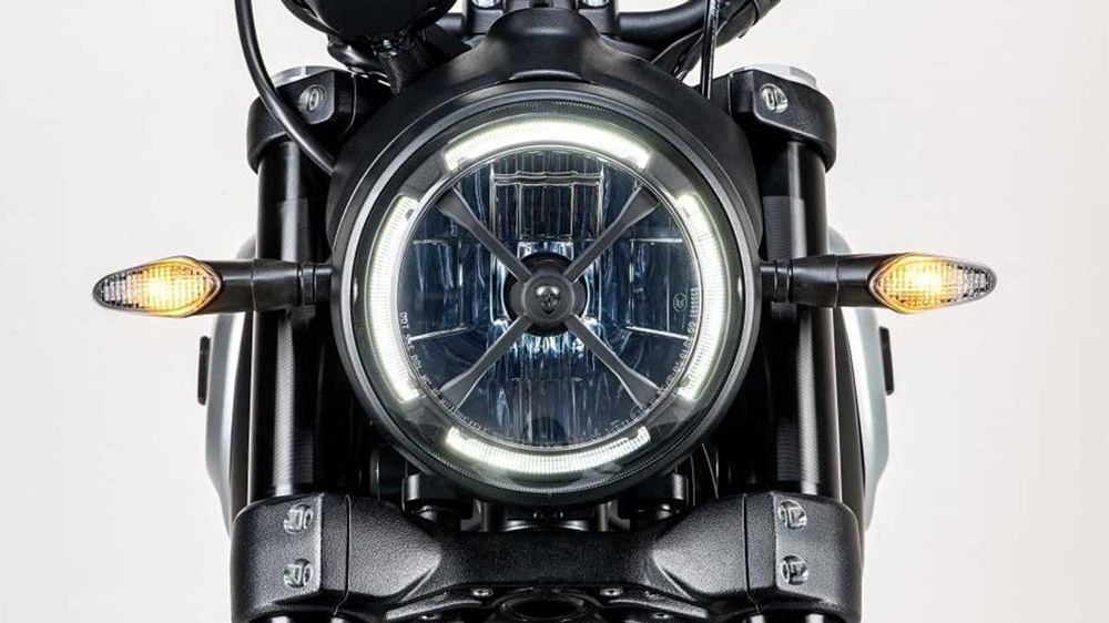 Новый мотоцикл Ducati 1100 Dark Pro Scrambler 2021