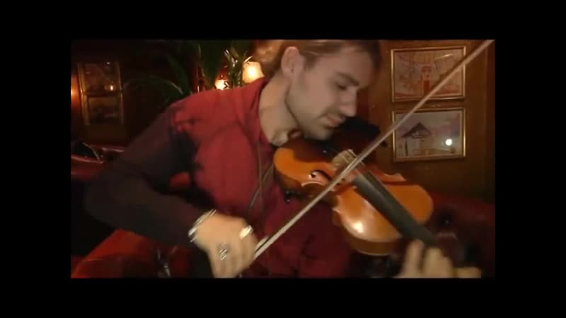 David Garrett WORLDS FASTEST VIOLINIST 30 11 2011
