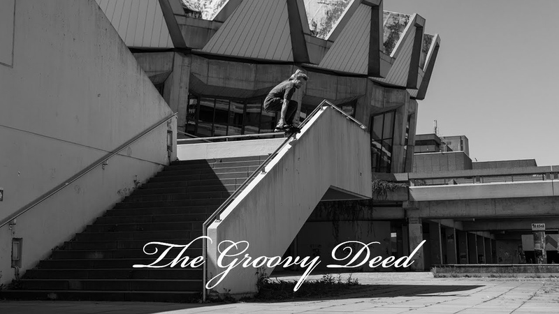 Eugen Enin - The Groovy Deed - USD Skates
