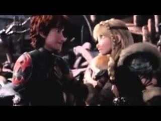 Hiccup & Astrid (Hiccstrid) Here I am (HTTYD2 SPOILERS!)