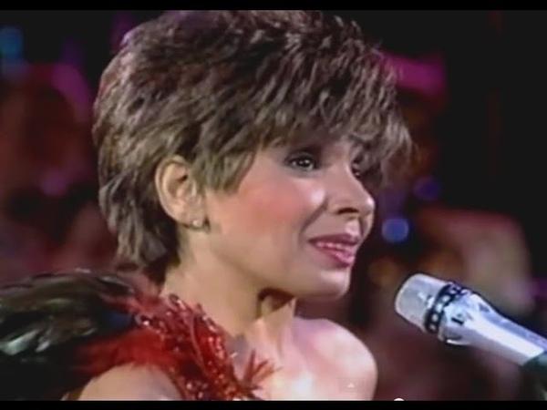 Shirley Bassey - My Way (1987 Live in Berlin)