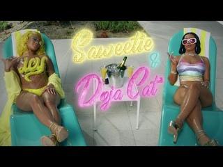 Saweetie - Best Friend (feat. Doja Cat) [Official Music Video]