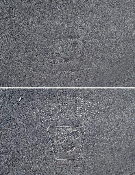 В пустыне Наска обнаружены 143 новых гигантских геоглифа Команда японских учёных во главе с Сакаи Масато (Masato Saai), антропологом, профессором-экспертом по Андской археологии из университета