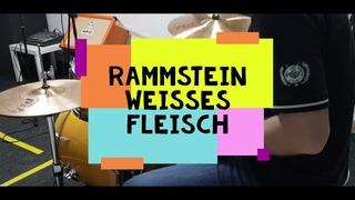 Rammstein - Weisses fleisch - drumcover by Evgeniy sifr Loboda