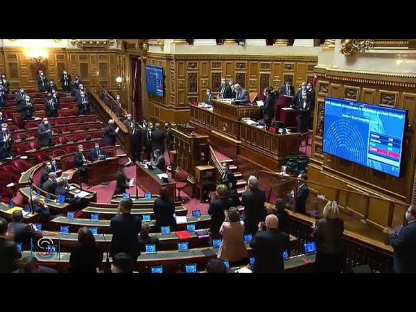 МИД Азербайджана вручил ноту протеста послу Франции