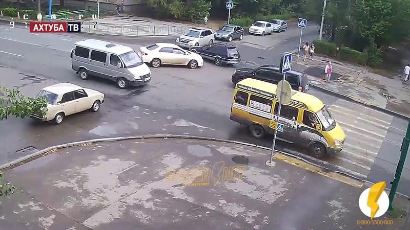 Смертельный перекрёсток 16 ДТП на одном и том же перекрестке