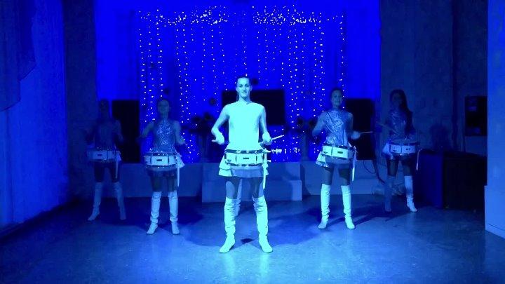 ансамбль барабанщиц Акцент