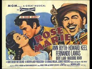 Rose Marie (1954) (Español)
