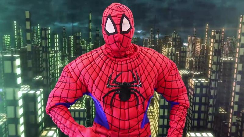 человек паук пожелание начале