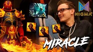 Miracle Ember Spirit - FIRE NINJA - Dota 2 Pro Gameplay [Watch & Learn]