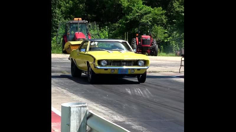 Watch as these fast and beautiful First Gen Camaros