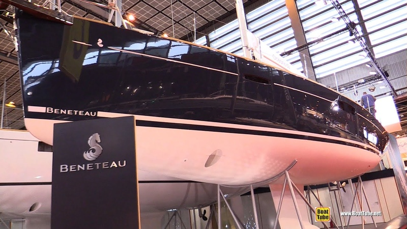 2016 Beneteau Oceanis 60 Sailing Yacht - Hull, Deck, Interior Walkaround - 2015 Salon Nautique Paris