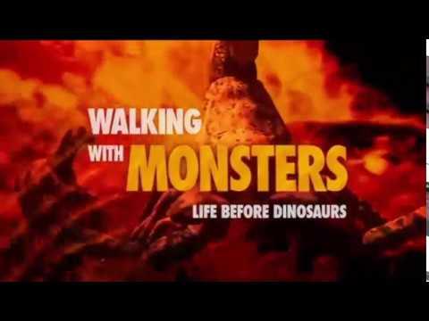 Trailer BBC Прогулки с монстрами Жизнь до динозавров 2005