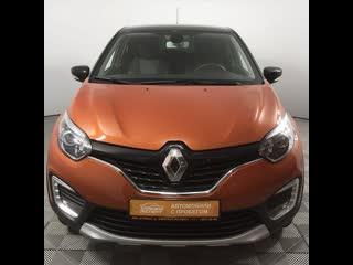 Обзор автомобиля Renault Kaptur