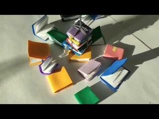 Мастер класс по созданию кукольной интерьерной миниатюры «Письмо с фронта»