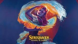 Обзор карт Strixhaven часть восьмая