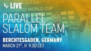 World Cup | Parallel Slalom Team | Berchtesgaden (GER) | FIS Snowboard