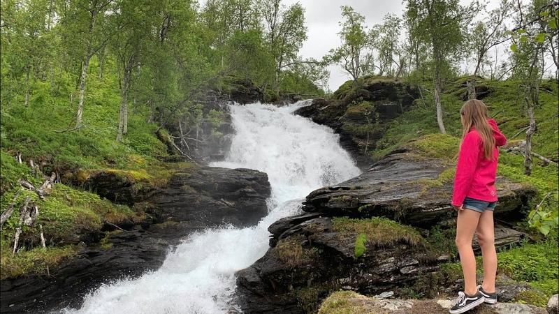 Reiss ar māsu uz Norvēģiju 2019 vasara