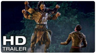MORTAL KOMBAT Official Trailer #1 (NEW 2021) Action Movie HD