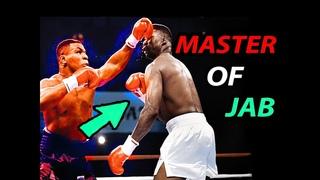 Mike Tyson - Masterful Jab [ FULL HD]