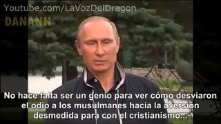 Lord Putin EXPONE y DESTROZA el plan Illuminati (Parodia)   Emmanuel Danann