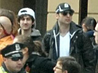 Взрыв в Бостоне.Полиция идёт по следу 19-летнг Чеченца