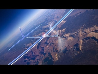 Titan Aerospace unveils the world's first solar-powered UAVs