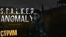 STALKER ANOMALY 1.5.1.7z за наёмников ЧАСТЬ 1