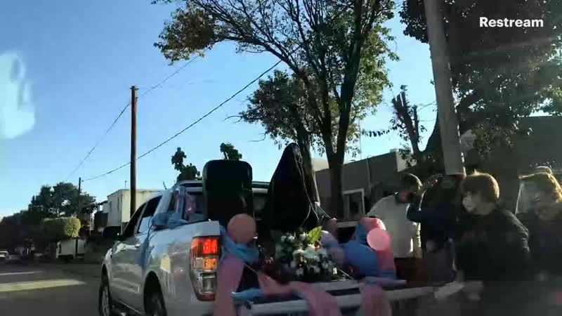 Segunda Caravana junto la Virgen de los Dolores - Sabado 12 de septiembre 15 hs.