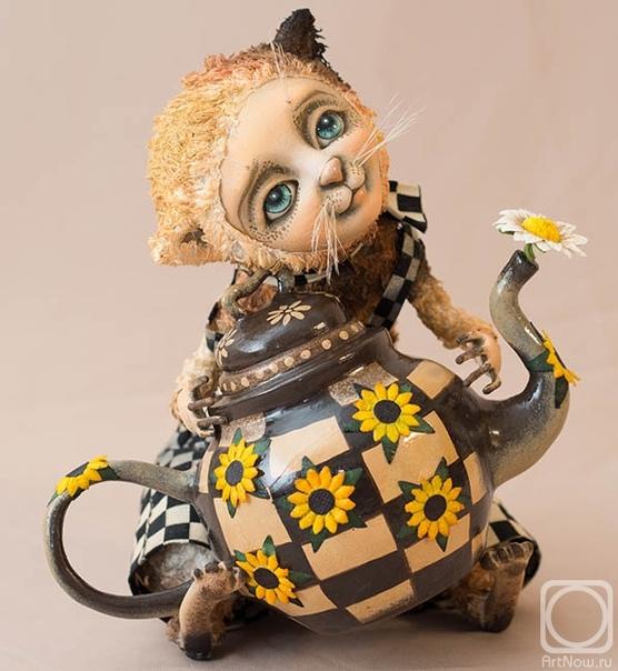 Авторские куклы Надежды Соколовой