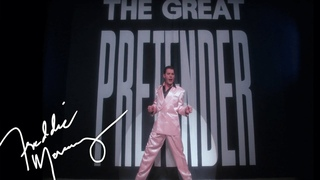 Freddie Mercury - The Great Pretender (Official Video Remastered)