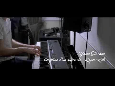 Yann Tiersen Comptine d'un autre ete L'apres midi