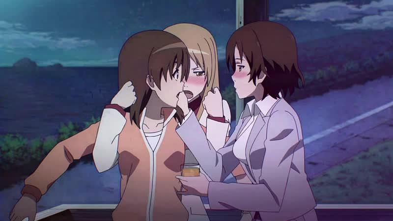 Цветок вечности OVA Ancord NikaLenina прикол xD