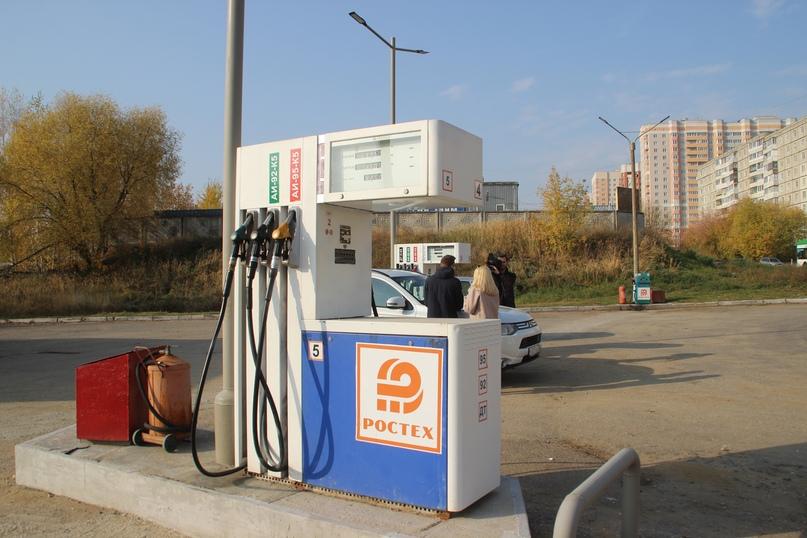 Топливо во Владимире – рейдовый эксклюзив, изображение №6
